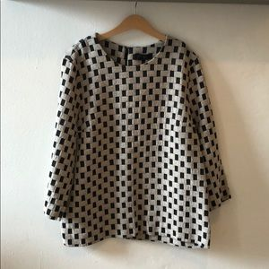 COS graphic top